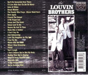 Family Who Prays - CD Audio di Louvin Brothers - 2