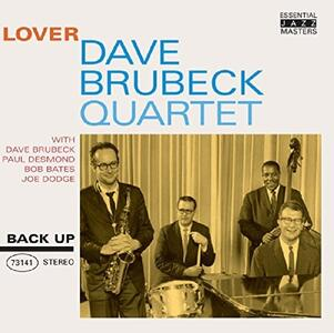 Lover - CD Audio di Dave Brubeck
