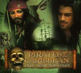 Pirates of the Caribean (Colonna Sonora) - CD Audio di Global Stage Orchestra