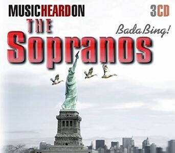 Music Heard on. The Sopranos (Colonna Sonora) - CD Audio