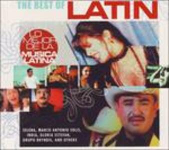 Best of Latin - CD Audio