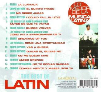 Best of Latin - CD Audio - 2