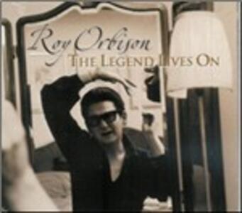 The Legend Lives On - CD Audio di Roy Orbison