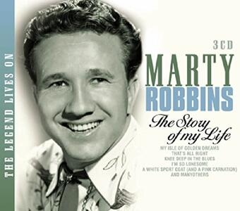 Legend Lives on - CD Audio di Marty Robbins