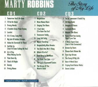 Legend Lives on - CD Audio di Marty Robbins - 2