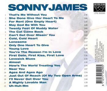 Southern Gentleman - CD Audio di Sonny James - 2