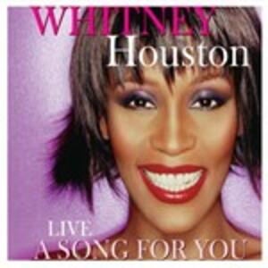 A Song for You Live - CD Audio di Whitney Houston