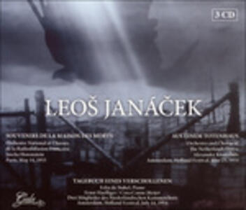 Aus Einem Totenhaus - CD Audio di Leos Janacek