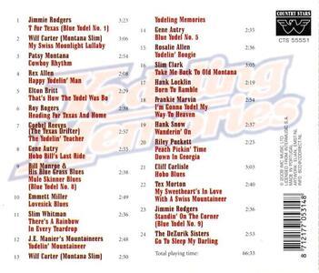 Yodeling Memories - CD Audio - 2