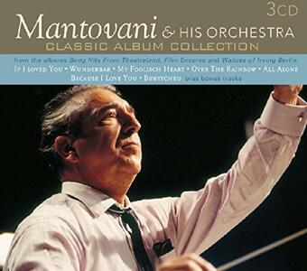 Classic Album Collection - CD Audio di Mantovani Orchestra