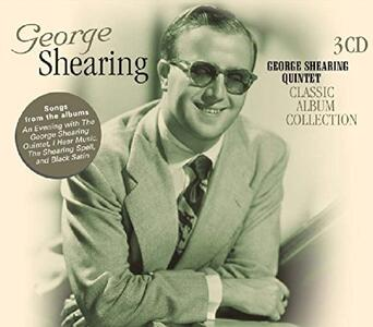 Classic Album Collection - CD Audio di George Shearing