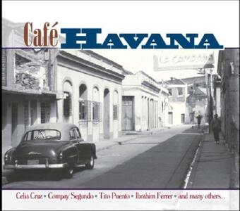 Café Havana - CD Audio