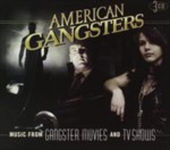 American Gangsters - CD Audio