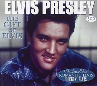 Gift of Elvis - CD Audio di Elvis Presley