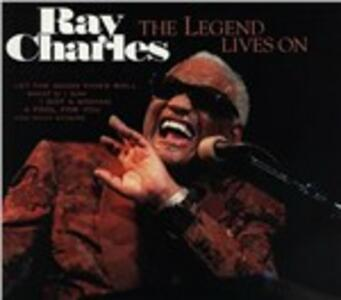 Legend Lives on - CD Audio di Ray Charles