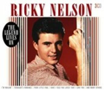 Legend Lives on - CD Audio di Ricky Nelson