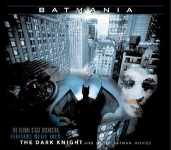 Music from Dark Knight (Colonna Sonora) - CD Audio di Global Stage Orchestra