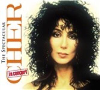 The Spectacular. Live - CD Audio di Cher