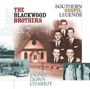 Southern Gospel Legends - CD Audio di Blackwood Brothers