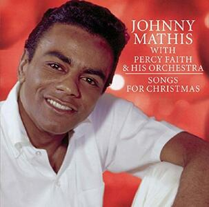 Songs for Christmas - CD Audio di Johnny Mathis