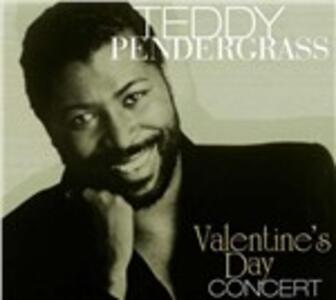 Valentine's Day Concert - CD Audio di Teddy Pendergrass