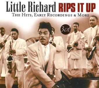 Rips it up - CD Audio di Little Richard