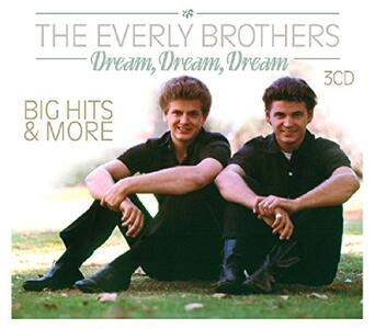 Dream Dream Dream - CD Audio di Everly Brothers