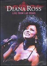Film Diana Ross. Live from Las Vegas
