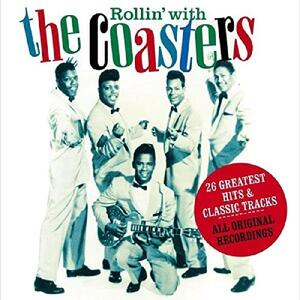 Rollin' with the Coasters - CD Audio di Coasters