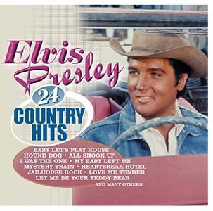 24 Country Hits - CD Audio di Elvis Presley