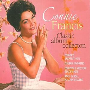 Classic Album Collection - CD Audio di Connie Francis