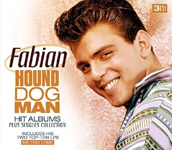 Hound Dog Man - CD Audio di Fabian