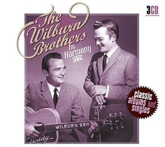 In Harmony - CD Audio di Wilburn Brothers