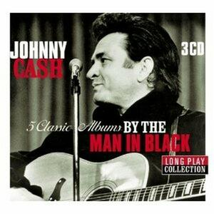 5 Classic Albums by the Man in Black - CD Audio di Johnny Cash