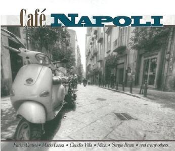 Café Napoli - CD Audio