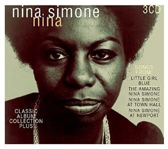 Nina. Classic Album - CD Audio di Nina Simone