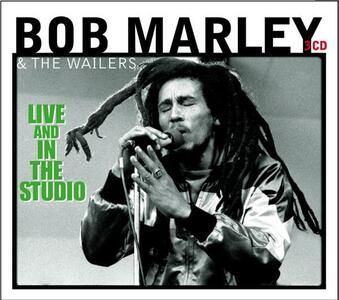 Live & in the Studio - CD Audio di Bob Marley,Wailers