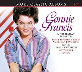 More Classic Albums - CD Audio di Connie Francis