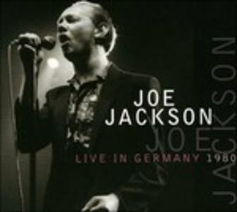 Live in Germany 1980 - CD Audio di Joe Jackson