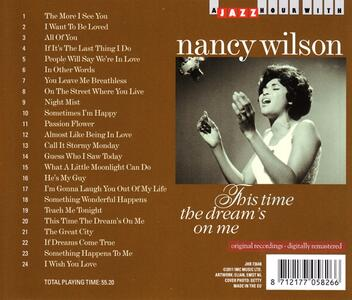 This Time the Dream's on - CD Audio di Nancy Wilson - 2