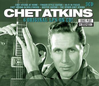 Long Play Collection - CD Audio di Chet Atkins