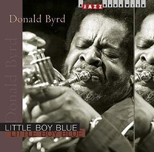 Little Boy Blue - CD Audio di Donald Byrd