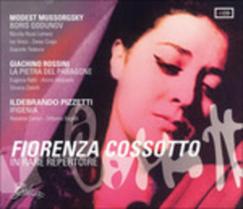 In Rare Repertoire - CD Audio di Fiorenza Cossotto