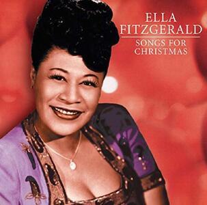 Songs for Christmas - CD Audio di Ella Fitzgerald
