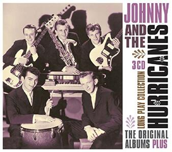 Long Play Collection - CD Audio di Johnny and the Hurricanes