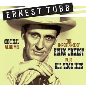 Importance of Being - CD Audio di Ernest Tubb