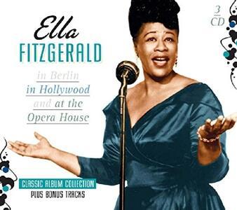 In Berlin - CD Audio di Ella Fitzgerald