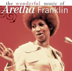 Wonderful Music of - CD Audio di Aretha Franklin
