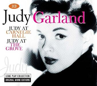 Long Play Collection - CD Audio di Judy Garland