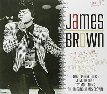Classic Album - CD Audio di James Brown